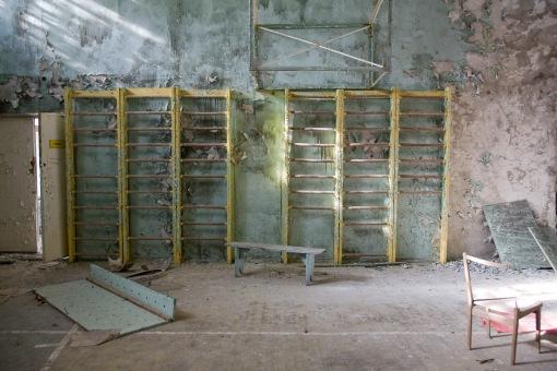 Gymnasiun, Pripyat
