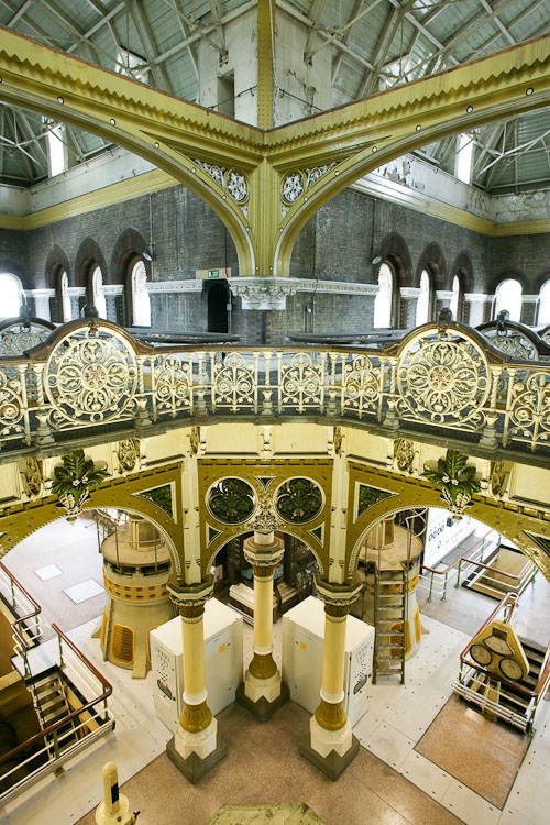 Old Abbey Mills Pumping Station (Station A)