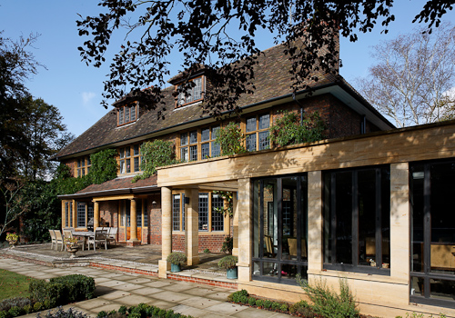 Latham Road Residence: Architect, Oriel Prizeman