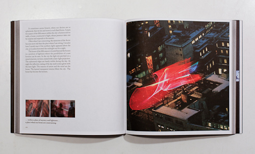 Cinematic Architecture Book, Quintin Lake, The Fifth Season