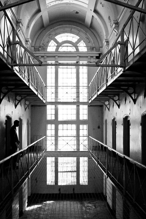 Photos Of Oxford Prison A Wing Prior To Rebirth As