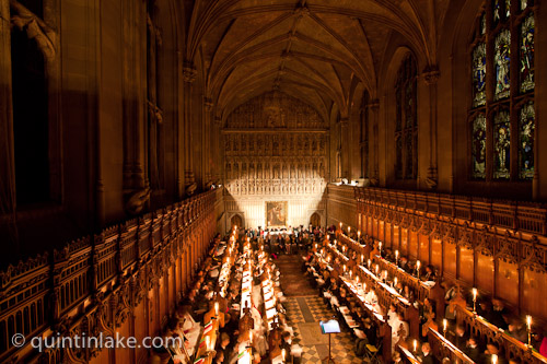 Magdalen College School Carol Service 2010 Geometry