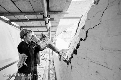 Ben Reyland & Dave Holmes of Chilton Demolition