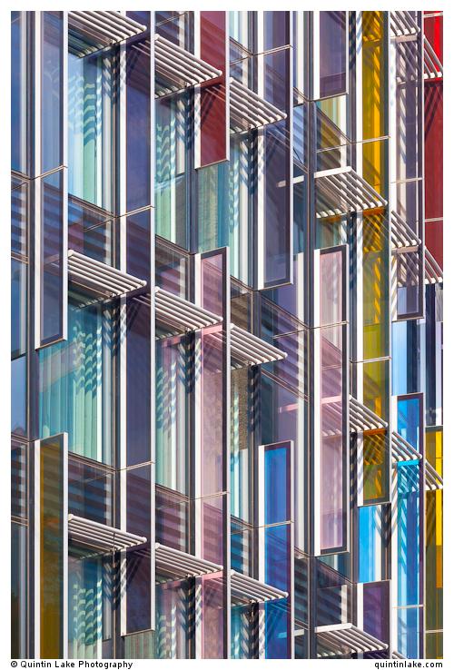 Westminster Park Plaza by BUJ architects | Geometry & Silence