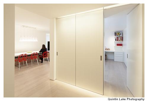 Barrett Street Residence, London. Krause Architects
