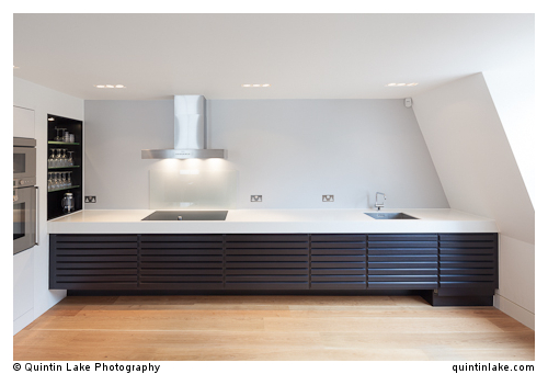 Market Mews Apartment, London. Architect: CF Moller