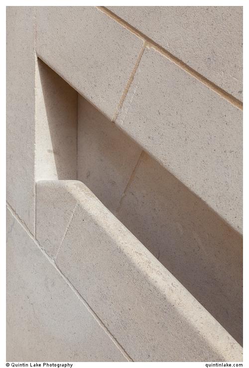 Detail of handrail