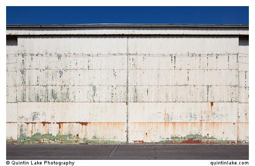 "Type ""A"" Hangar. Building 137"