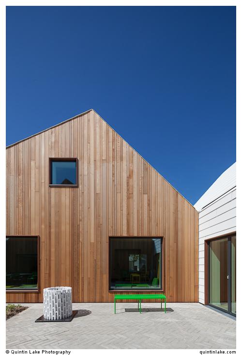 Cancer Centre (Livsrum) Naestved, Denmark. Architect: Effekt.  E