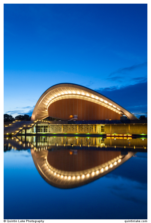 "House of the Cultures of the World ""Haus der Kulturen der Welt"","