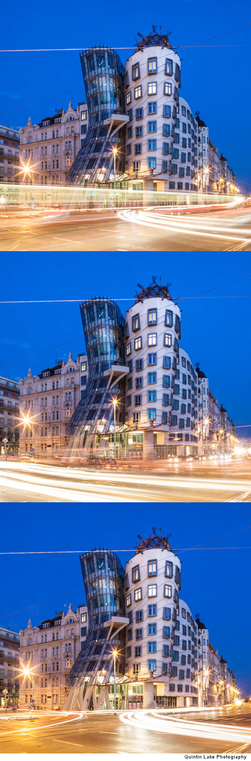 Dancing House, Prague     ArchitectVlado Milunić & Frank Gehry completed 1996