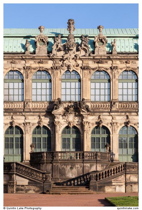 The Zwinger Facade