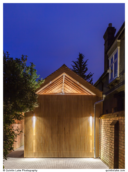 Studio, Oxford by James Wyman Architects
