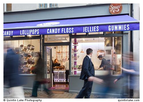 Spun Candy, Covent Garden