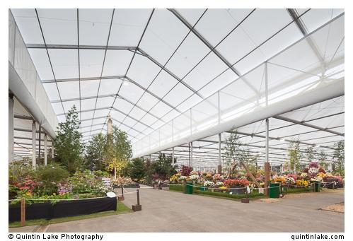 The Great Pavilion by De Boer. RHS Chelsea Flower Show,  2014