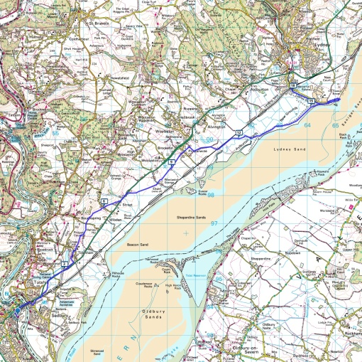 Chepstow-Lydney