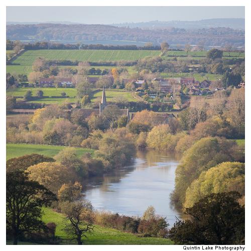Severn Way between Tewksbury to Gloucester