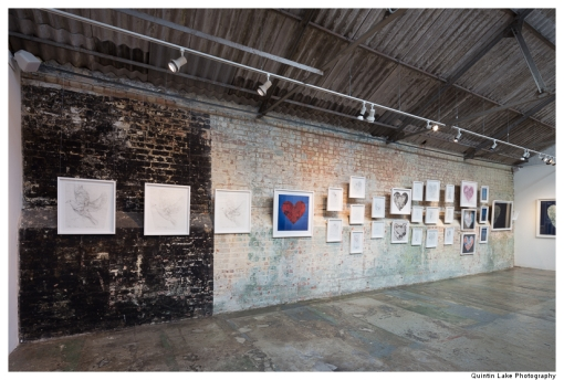 Mila Fürstová, Ghost Stories Exhibition. 17 Osborn St, London