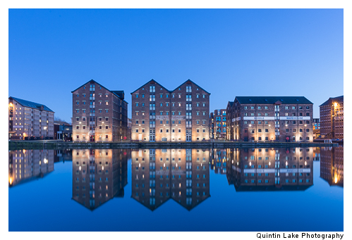 Gloucester Docks, Gloucester, UK