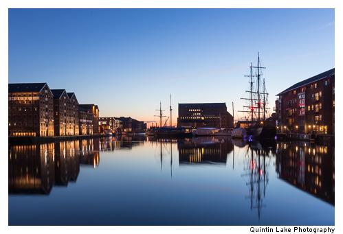 Gloucester Docks, Gloucester, UK