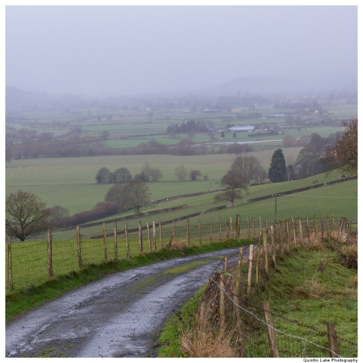 Severn Way: Caersws to Welshpool