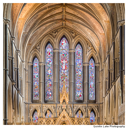Worcester Cathedral, Worcester, UK