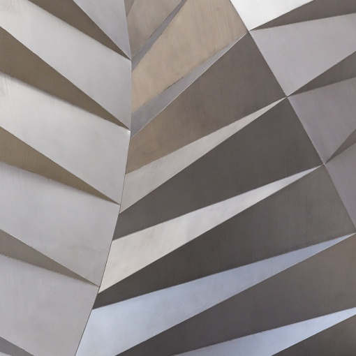 Angel Wing vents for a substation cooling system at Paternoster Square by Thomas Heatherwick