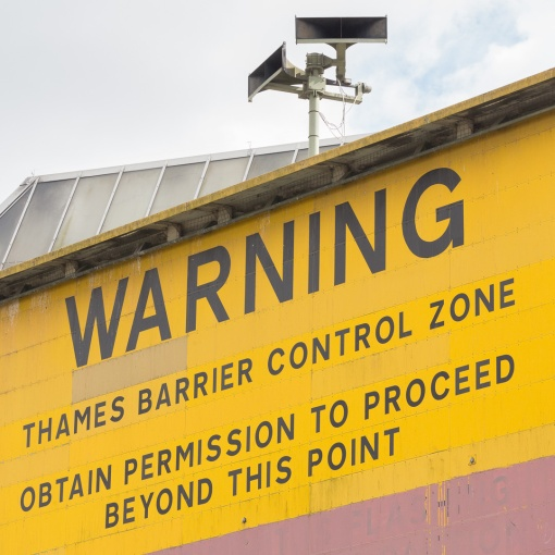 Thames Barrier Control Zone