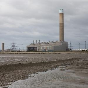 Grain Power Station.