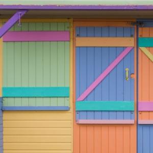 Beach Hut, Whitstable.