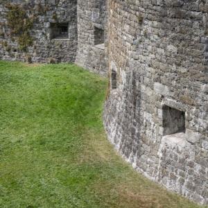 Moat, Deal Castle.