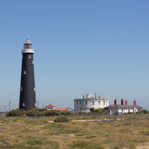 Old Lighthouse, Dungeness.