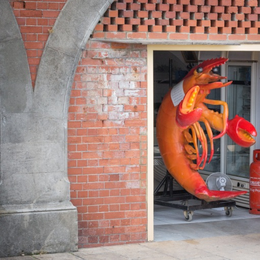 Larry Lobster, Brighton, Sussex