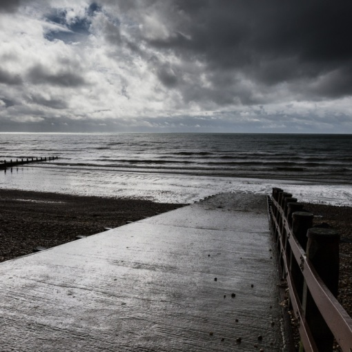 Slipway, Middleton-on-Sea, Sussex.