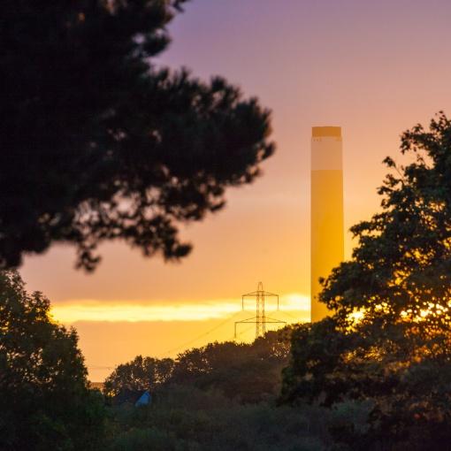 Fawley Power Station I, Hampshire.