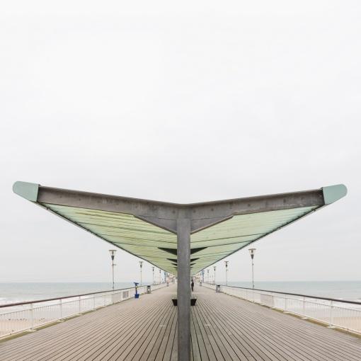 Bournemouth Pier, Dorset.