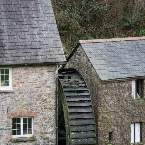 Brambletorre Mill, Devon.