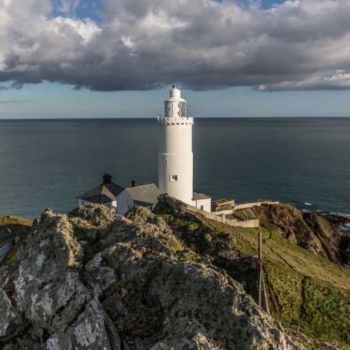 Start Point Lighthouse I, Devon.