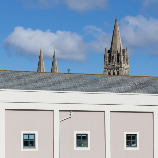 Marks & Spencer - Truro Cathedral, Cornwall.