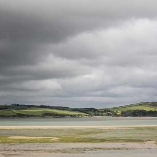 River Camel I, Cornwall.