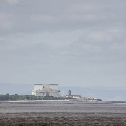 Hinkley Point, Somerset.