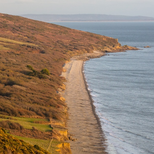 Ragwen Point and Marros Sands, Dyfed.