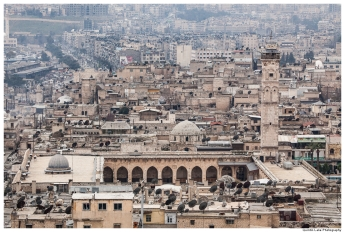 Aleppo, Syria, 16 Feb 2011, a month before the start of the civil war.