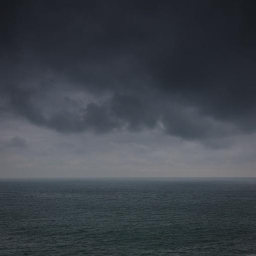 Seascape, Angle Peninsula, Dyfed.