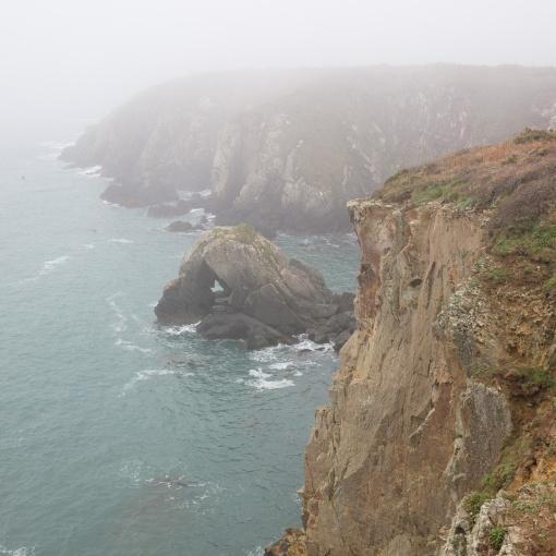 Porth y Ffynnon, St Davids, Pembrokeshire.